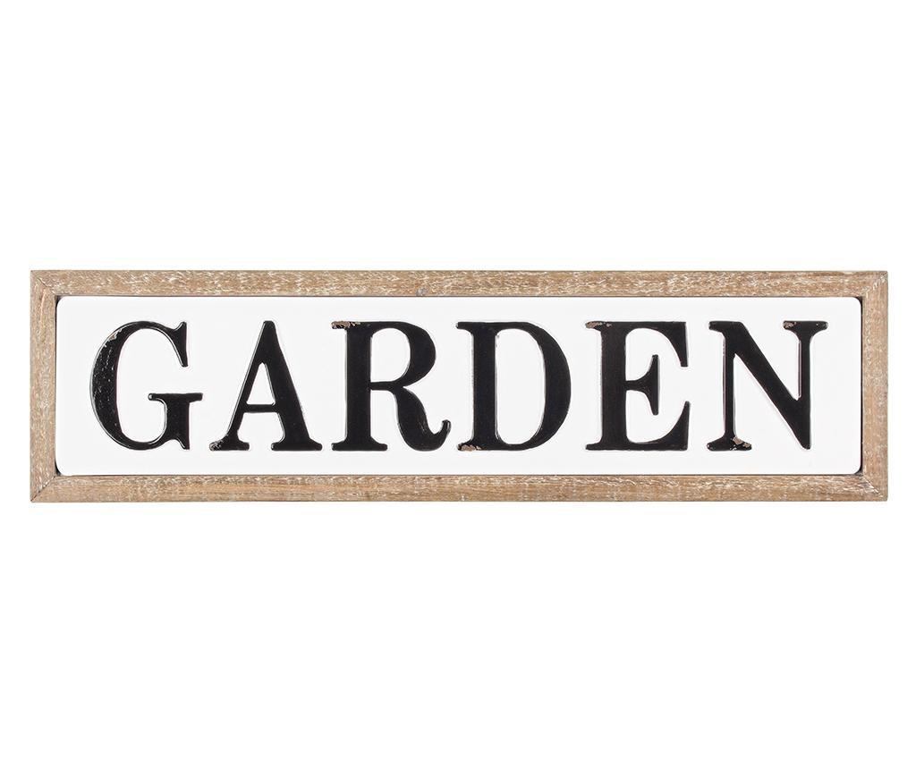 Garden Fali dekoráció