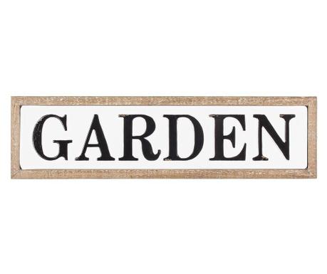 Dekoracja ścienna Garden