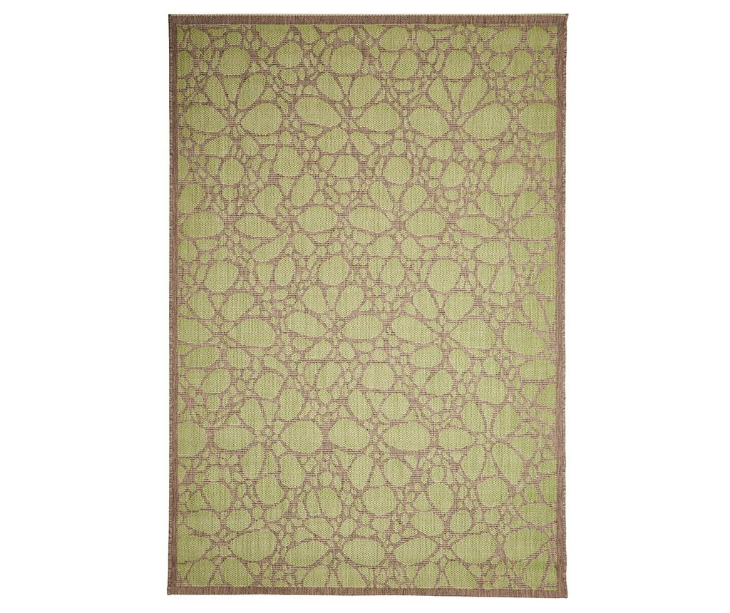 Koberec Fiore Green 135x190 cm
