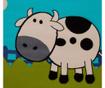 Cow Szőnyeg 100x150 cm