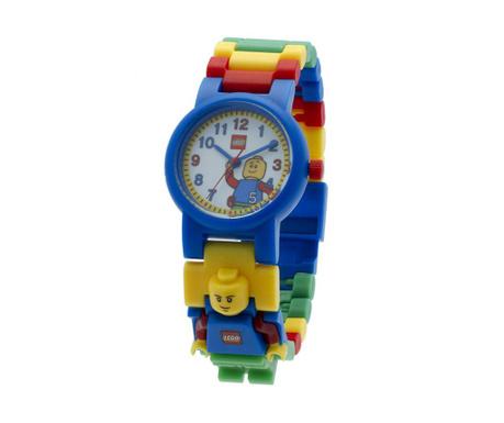 Otroška zapestna ura Lego Classic Minifigure