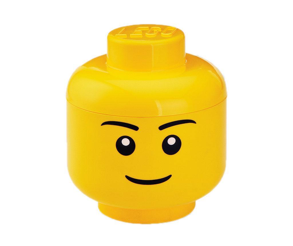 Škatla s pokrovom Lego Pretty Boy M