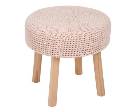 Stolčić Crochet Pink