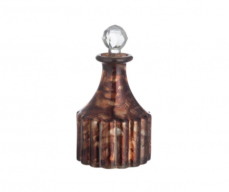 Sticla decorativa cu dop Melvina Brown