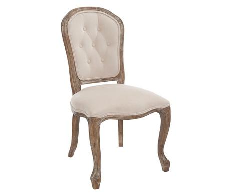 Krzesło Louisa Beige