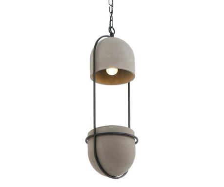 Závěsná lampa Hamish
