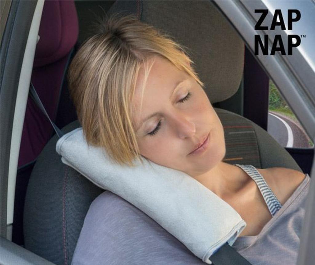 Potovalna blazina Zap Nap Drive 11x28 cm