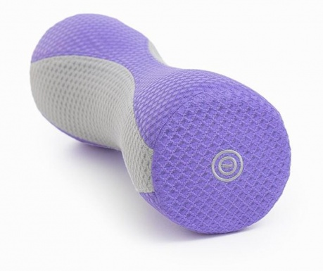 Цилиндър с вибромасаж за йога BTK Vibro