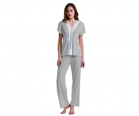 Pijama dama Ruby Silver