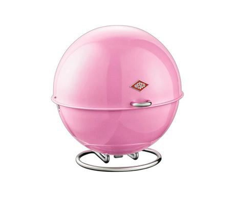 Pojemnik z pokrywką Superball Pink
