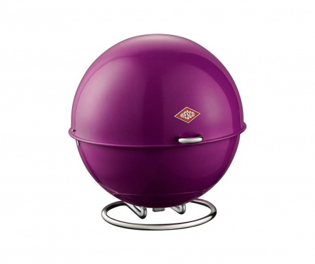 Posuda s poklopcem Superball Purple