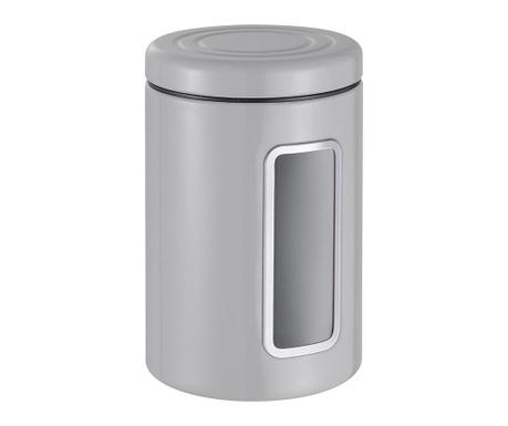 Pojemnik z pokrywką Classic Line Grey