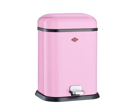 Odpadkový koš s víkem a pedálem Single Boy Pink 13 L