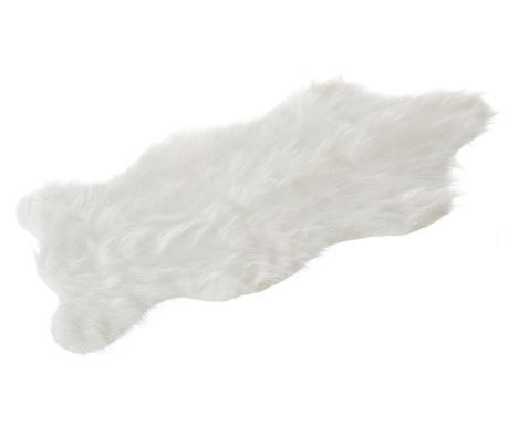 Tepih Wild White 57x94 cm