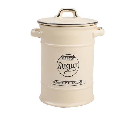 Pojemnik z pokrywką na cukier Pride Cream  1 L