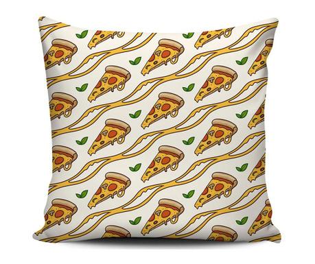 Ukrasni jastuk Slices Of Pizza 43x43 cm