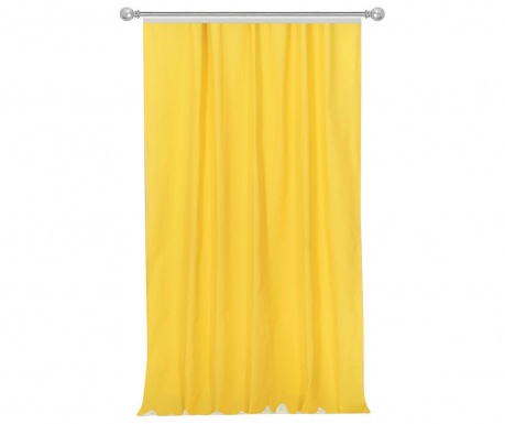 Zastor Simple Yellow 170x270 cm