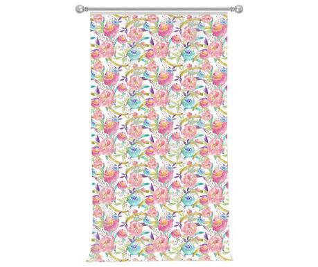 Záves Pastel Roses 140x270 cm