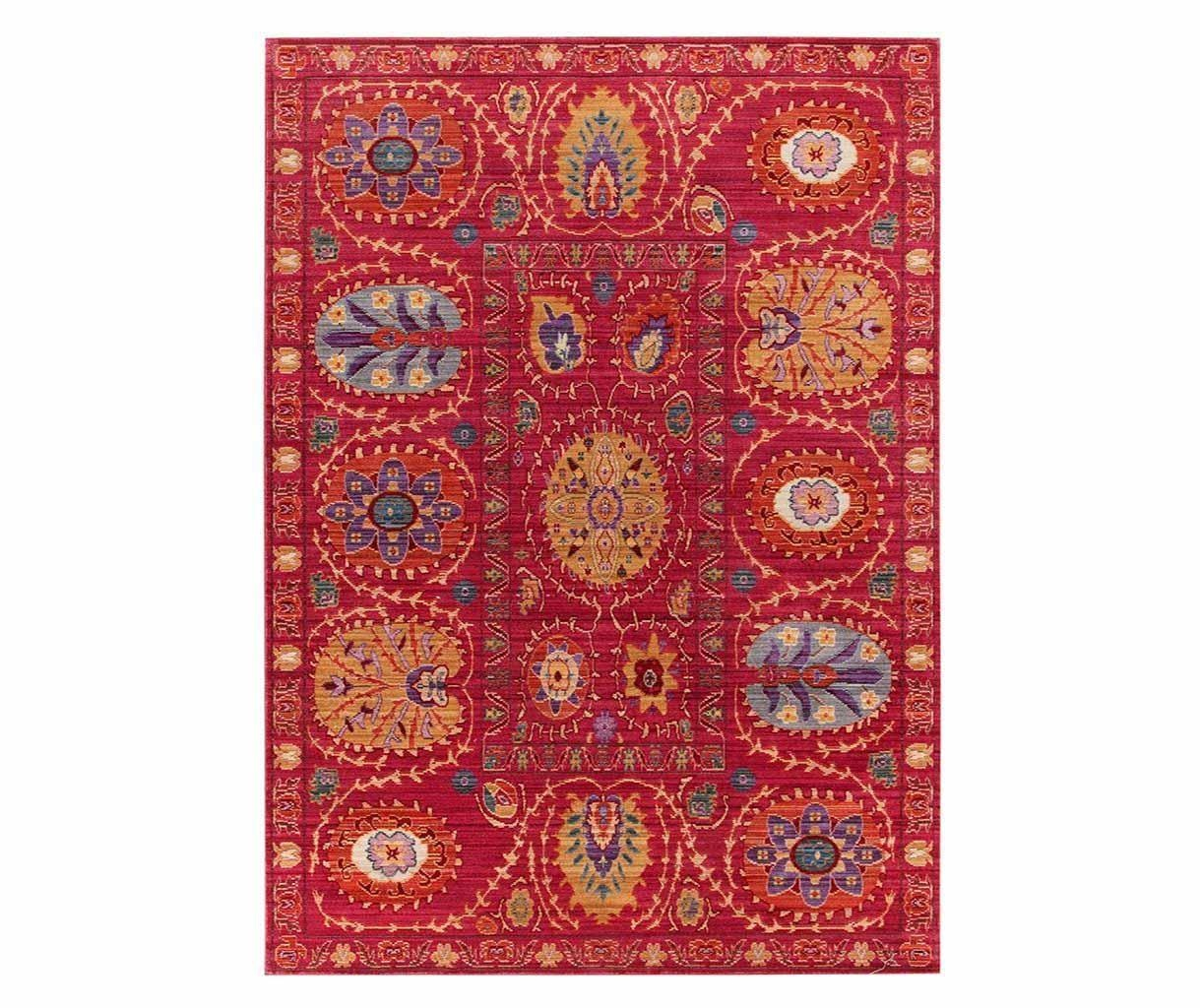 Tepih Bright Red Fucsia 80x150 cm