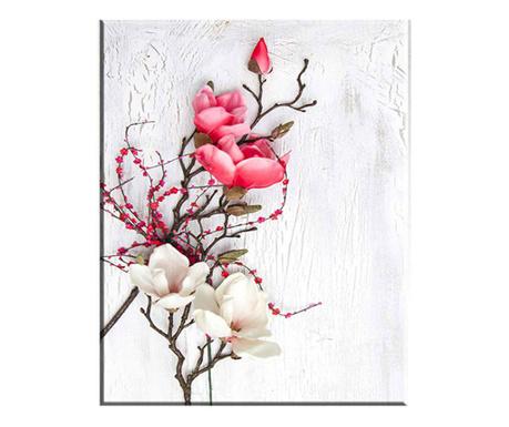 Pink Pastel Kép 100x140 cm