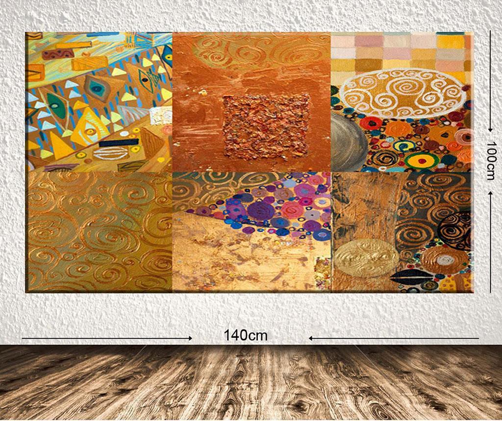 Tablou Art Nuveau 100x140 cm