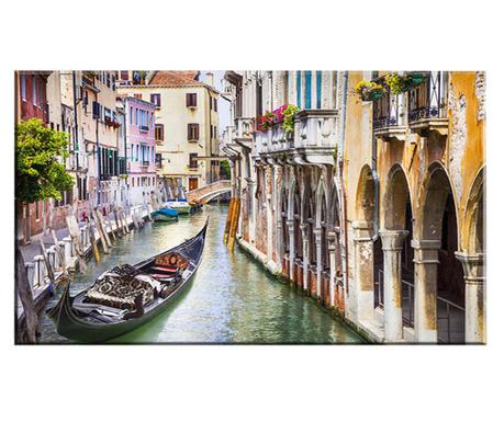 Картина Venice Cab 100x140 см