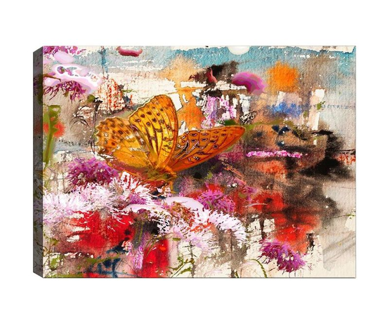 Slika Abstract Butterfly 40x60 cm