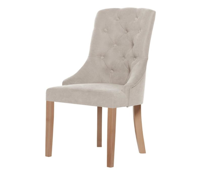 Krzesło Jalouse Maison Chiara Cream