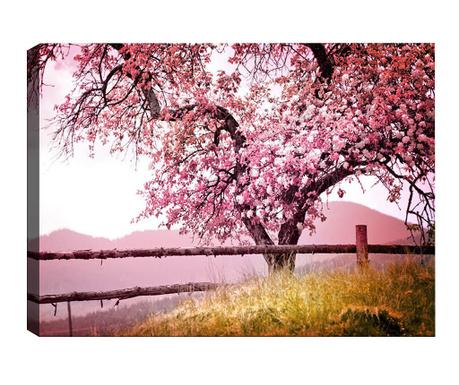Πίνακας 3D Blossoms 50x70  cm
