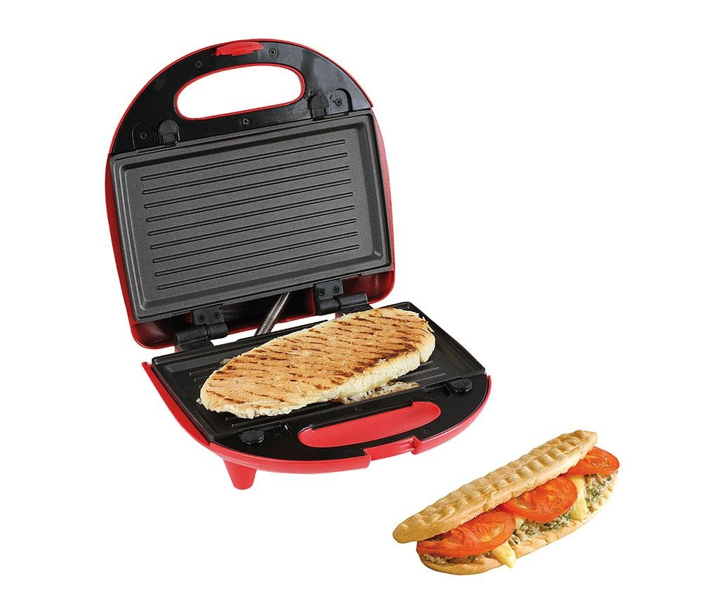 Sandwich maker 3in1 Fun Red