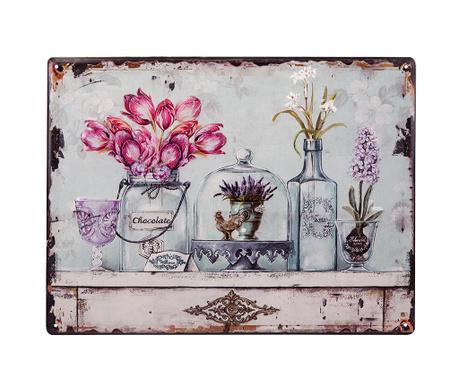 Διακοσμητικό τοίχου Floral