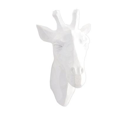 Nástenná dekorácia Giraffe White