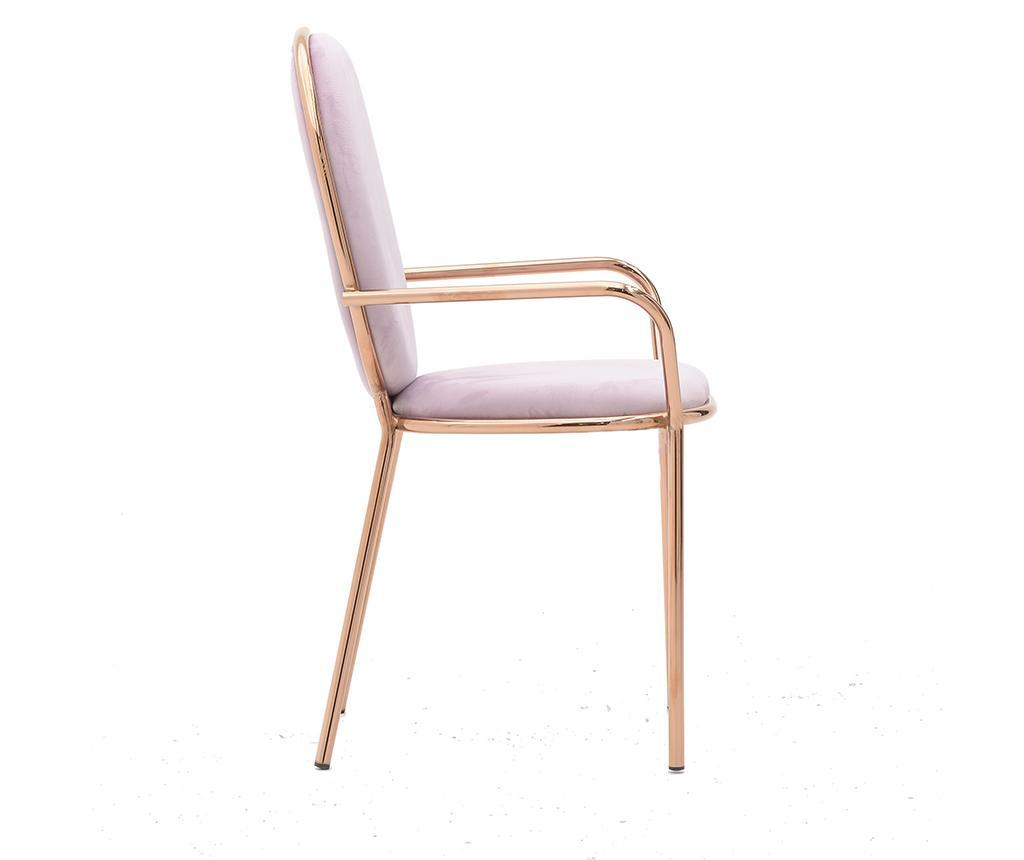 Stolička Kanda Pink