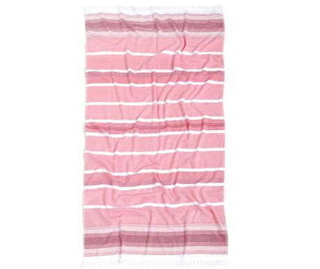 Ručník Pestemal Dendera Pink 80x160 cm