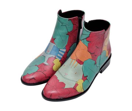 Členková obuv Under Garden