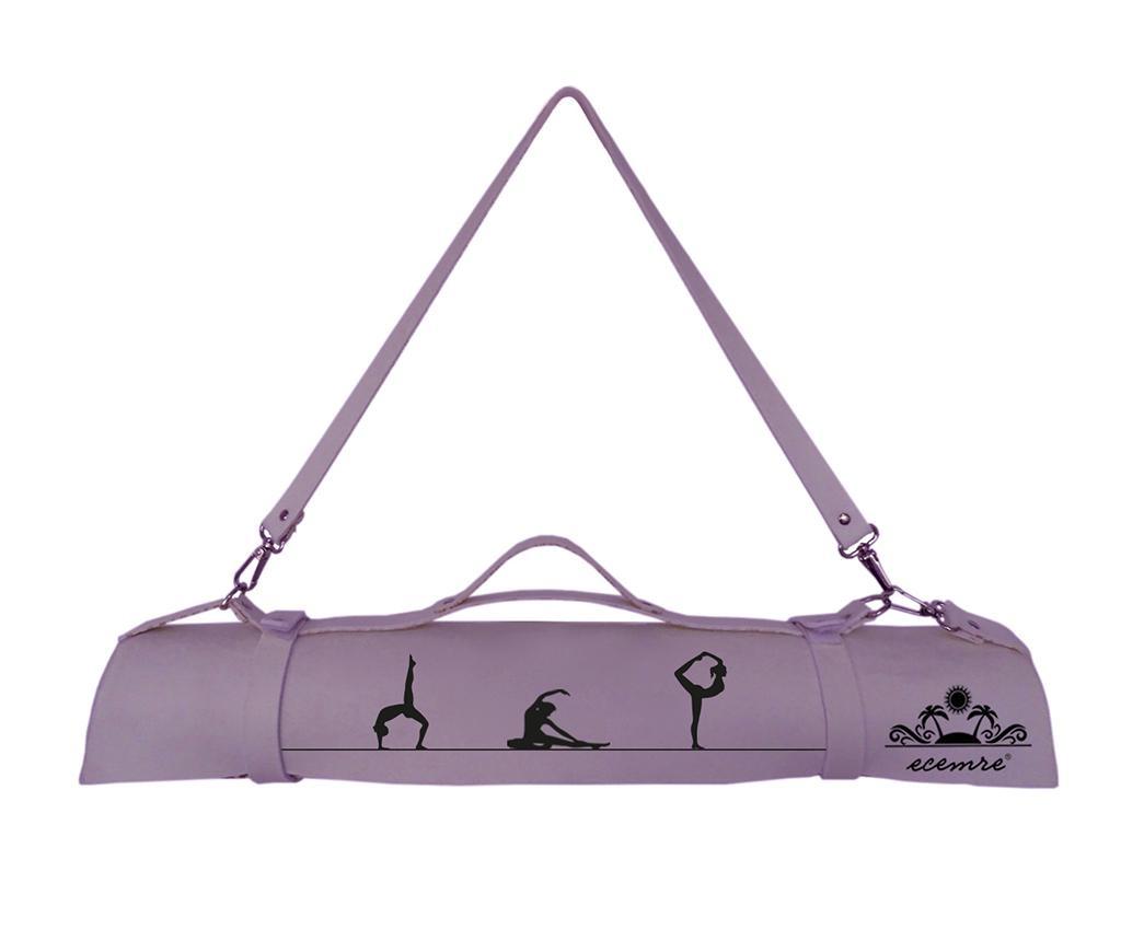Постелка за йога Roza 65x185 см