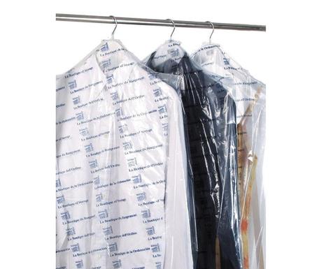 Set 4 navlake za odjeću Cassye 62x95 cm
