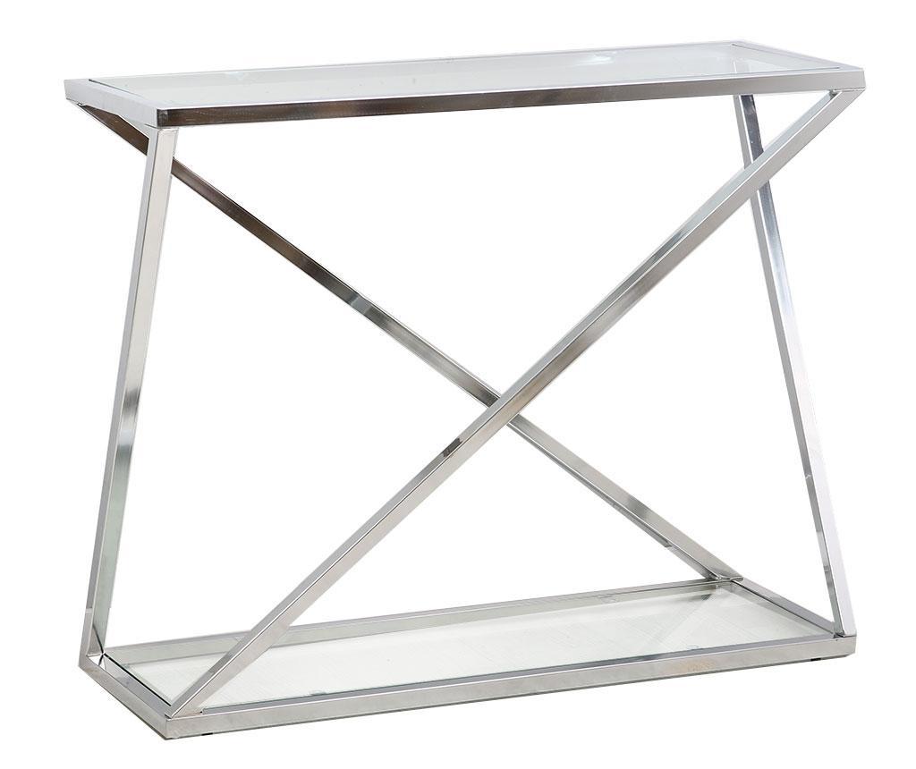 Konzolna miza Crossed
