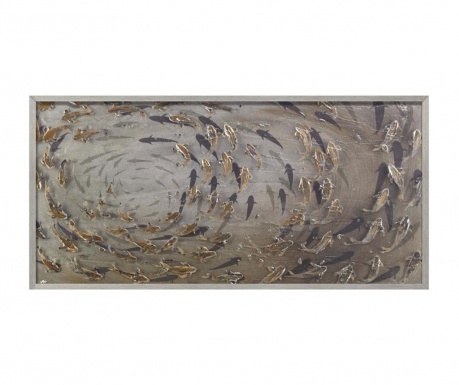 Fishes Kép 60x120 cm
