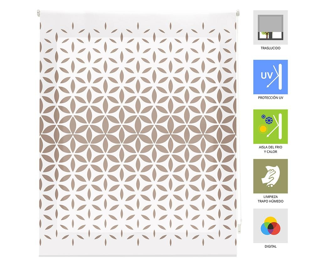 Jaluzea tip rulou Abstract Mosaic Beige 140x250 cm