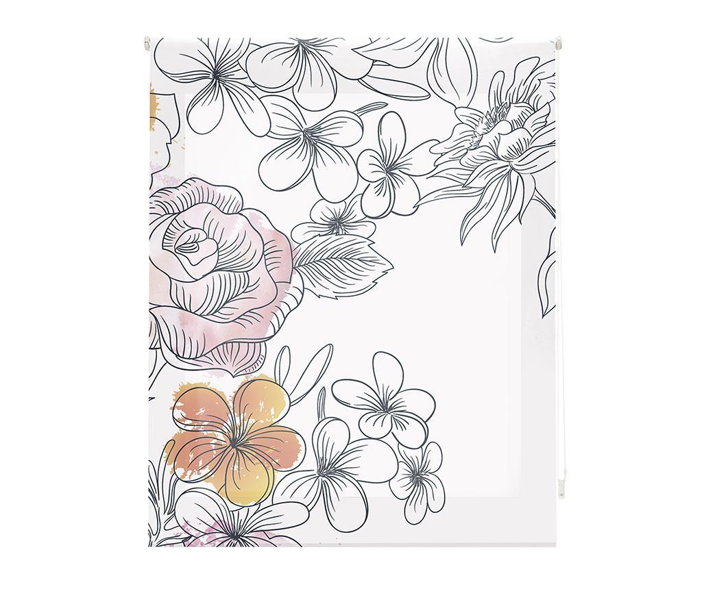 Rolo zavesa Japan Blossom 80x180 cm