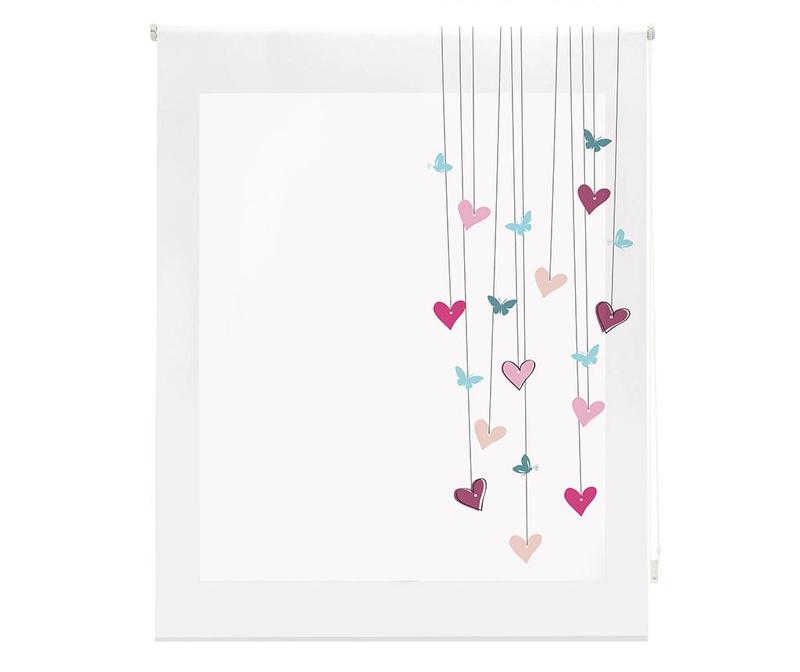 Little Hearts Roletta 80x180 cm