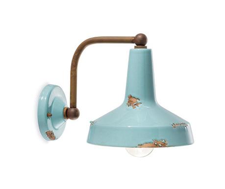 Coriander Azzurro Fali lámpa