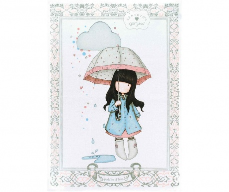 Prosop de bucatarie Gorjuss Puddles of Love 50x70 cm