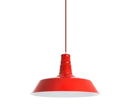 Lustra Techno Berling Red