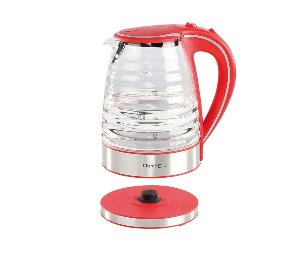 Fierbator electric Marissa Red 1.7 L