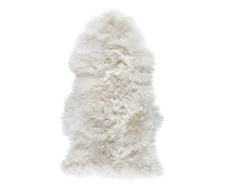 Leedo White Birkabőr 60x120  cm