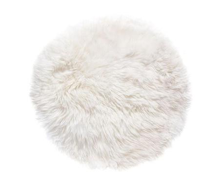 Gayle Round White Szőnyeg 70 cm