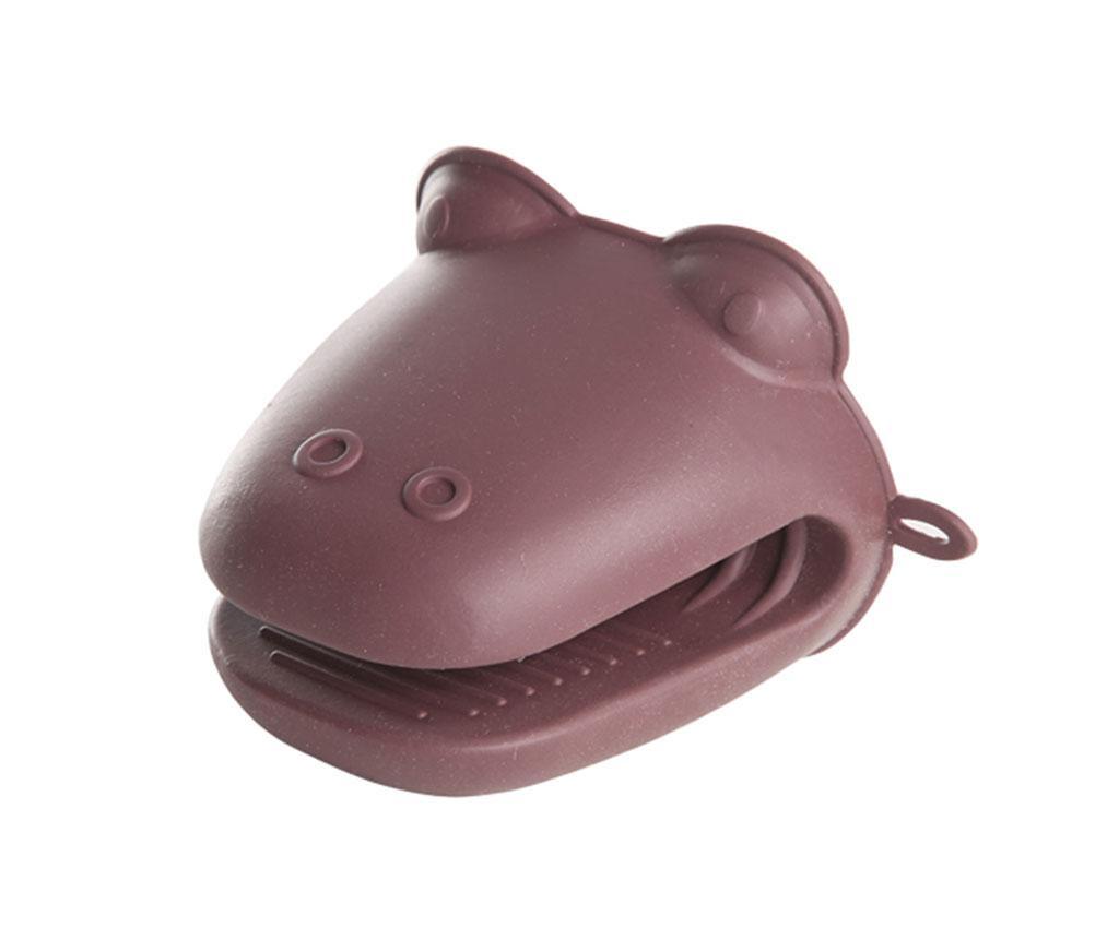 Kuhinjska rokavica Love Baking Alligator
