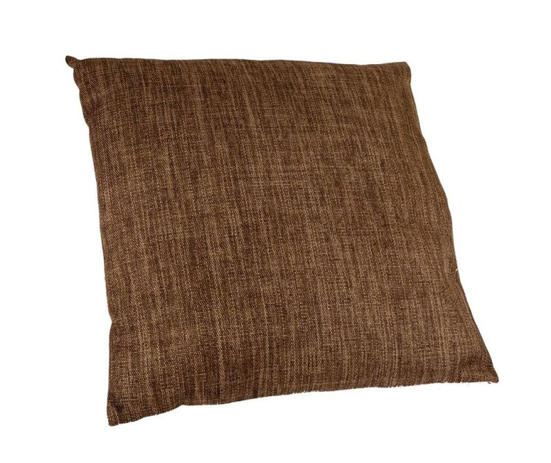 Okrasna blazina Natural Brown 45x45 cm
